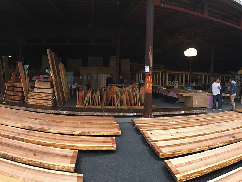 木つつ木工房